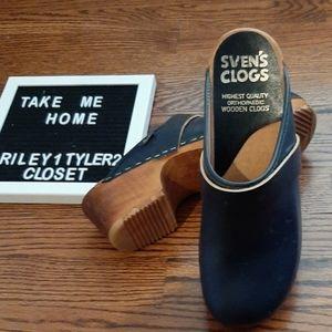 Sven clogs. Size 42